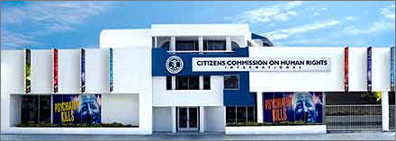 Oficinas de CCHR International en Loa Angeles