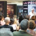 Sr. Pundik Orador en la Exposición Psiquiatra Salud o Muerte en Vida